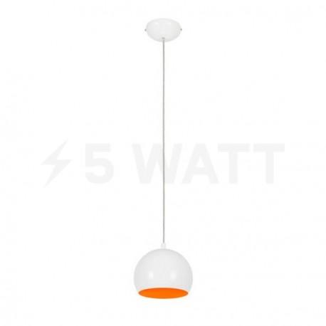 Люстра NOWODVORSKI Ball White-Orange Fluo 6580 - купить