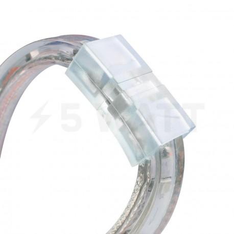 Коннектор для светодиодных лент 220В 3528/5730 (2 разъёма+2pin(2шт.)) - в интернет-магазине