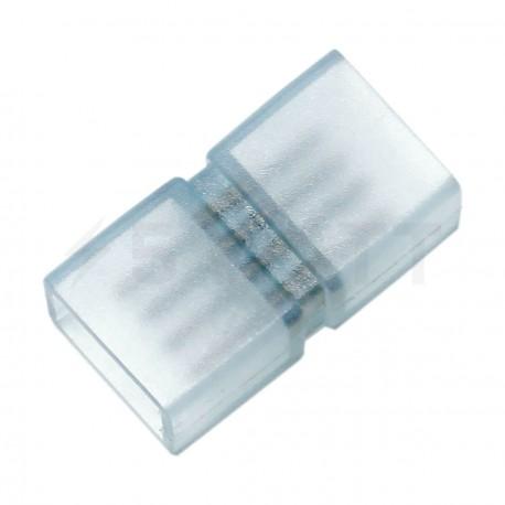 Конектор для світлодіодних стрічок 220В 5050 RGB (2 роз'єми + 4pin (2шт.))
