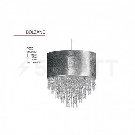 Люстра NOWODVORSKI Bolzano 4020 - недорого