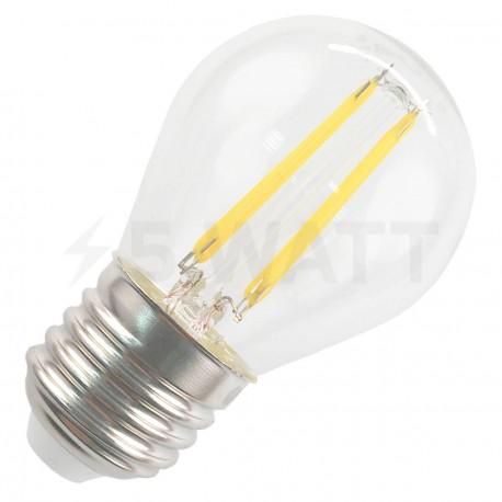 Світлодіодна лампа Biom FL-302 G45 4W E27 4500K - придбати