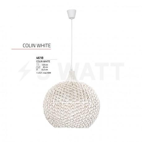 Люстра NOWODVORSKI Colin White 4618 - недорого