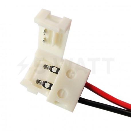 Коннектор для светодиодных лент OEM №4 8mm joint wire (зажим-провод) - недорого