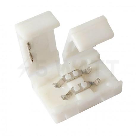 Конектор для світлодіодних стрічок OEM №2 10mm joint (зажим-зажим) - придбати