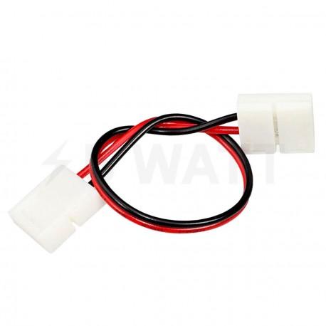 Коннектор для светодиодных лент OEM №7 10mm 2joints wire (провод- 2зажима) - купить
