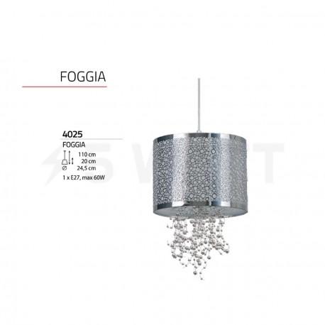 Люстра NOWODVORSKI Foggia 4025 - недорого