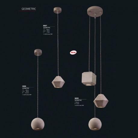 Люстра NOWODVORSKI Geometric 9695 - в интернет-магазине