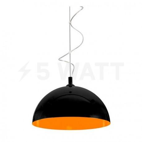Люстра NOWODVORSKI Hemisphere Black-Orange Fluo 6373 - придбати