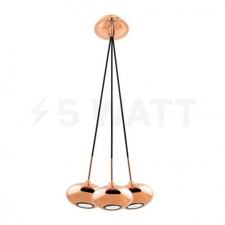 Люстра NOWODVORSKI Lipari Copper 6244 - придбати