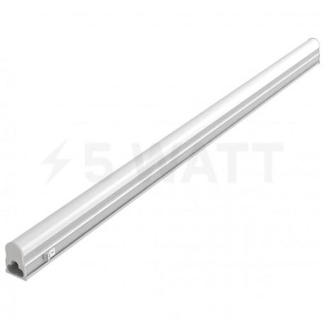 Светильник светодиодный Biom T5-600-8W 4500K AC220 алюминий - недорого