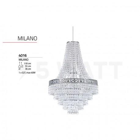 Люстра NOWODVORSKI Milano 4016 - недорого