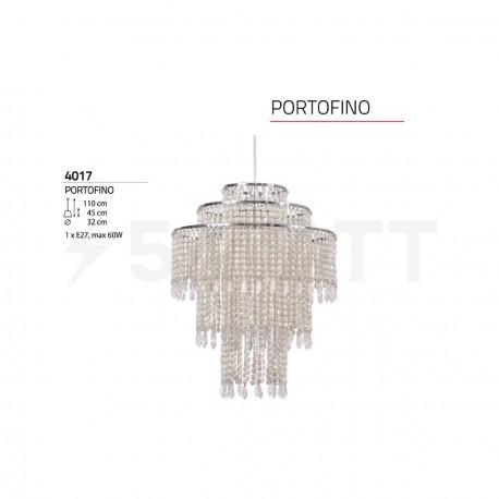 Люстра NOWODVORSKI Portofino 4017 - недорого
