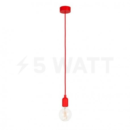 Люстра NOWODVORSKI Silicone Red 6401 - придбати