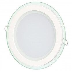 Светильник светодиодный Biom GL-R6 W 6Вт круглый белый