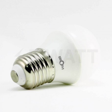 Светодиодная лампа Biom BB-406 G45 7W E27 4200К матовая - недорого