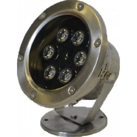 Светодиодный прожектор подводный OEM 17/ 1W IP68 24V W белый - купить