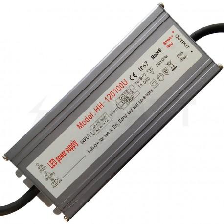 Блок питания OEM DC12 100W 8,3А WP герметичный - купить