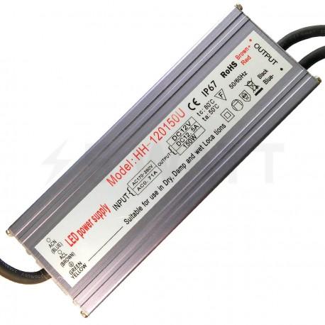 Блок питания OEM DC12 150W 12,5А WP герметичный - купить