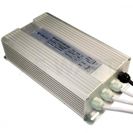 Блок питания OEM DC12 200W 16А WP герметичный