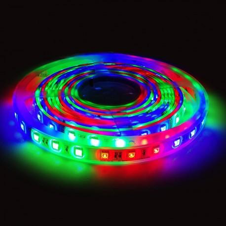 Світлодіодна стрічка B-LED 5050-54 RGB IP65 Magic, герметична, 1м - в інтернет-магазині