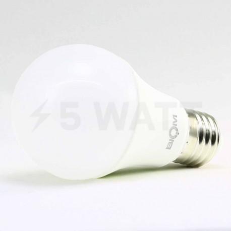 Светодиодная лампа Biom BB-419 A60 9W E27 3000К матовая - в Украине