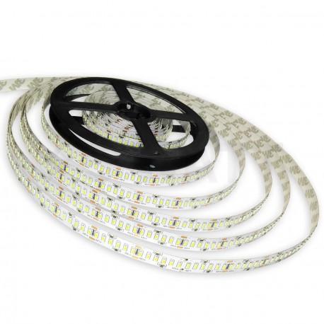 Світлодіодна стрічка B-LED 3014-240 W IP20 біла, негерметична, 1м - магазин світлодіодної LED продукції