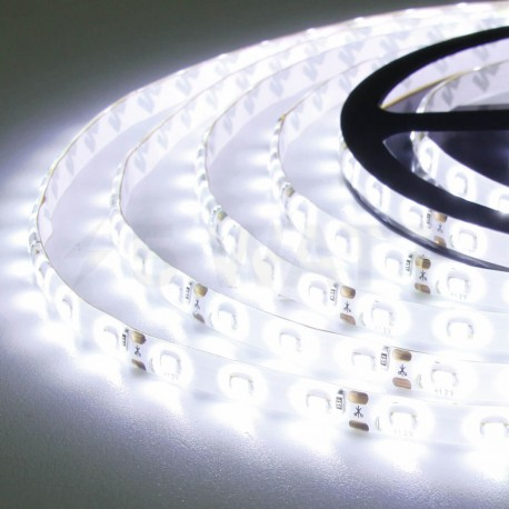 Светодиодная лента B-LED 24V 3528-60 W IP65 белый, герметичная, 1м - в Украине