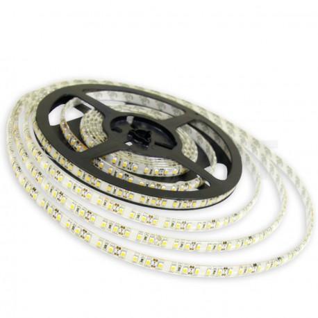 Светодиодная лента B-LED 24V 3528-120 W IP65 белый, герметичная, 1м