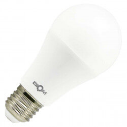 Светодиодная лампа Biom BB-421 A60 12W E27 3000К матовая