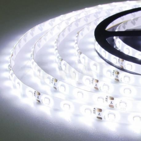 Світлодіодна стрічка DX 3528-60 W IP65 біла, герметична, 1м - в Україні