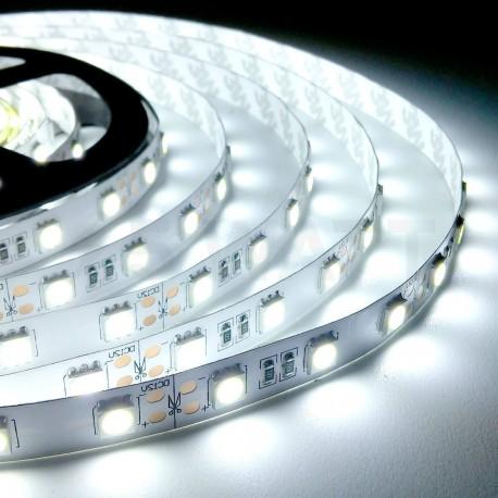 Світлодіодна стрічка DX 5050-60 W IP65 біла, герметична, 1м - в Україні
