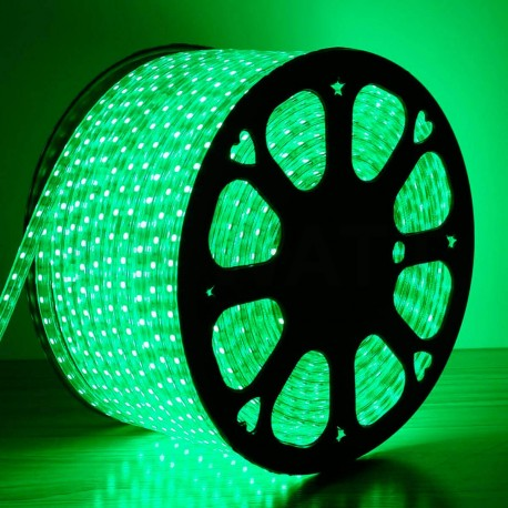 Светодиодная лента NED 5050-60 RGB 220В IP68, герметичная, 1м - магазин светодиодной LED продукции