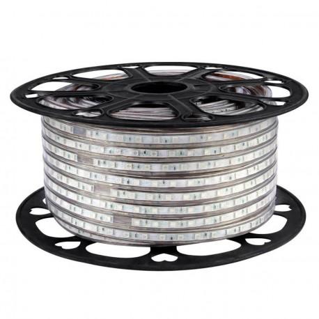 Светодиодная лента JL 5050-60 RGB 220В IP68, герметичная, 1м - купить