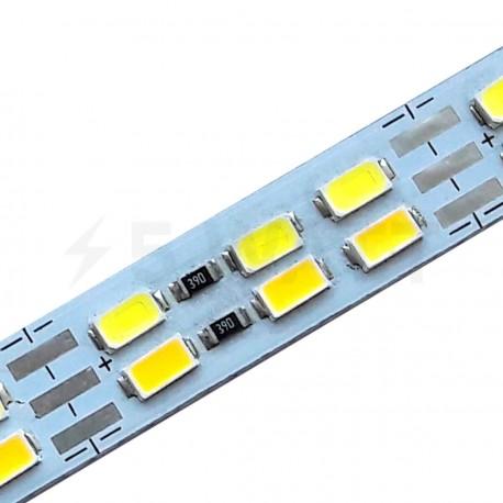 Світлодіодна лінійка JL 5730-144 led W/WW 3-pin 3500K-6500K, 12В, IP20 теплий білий/білий - недорого