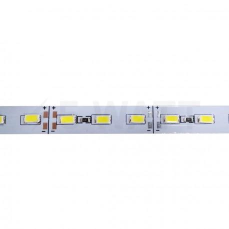 Світлодіодна лінійка DX 5630-72 led WW 24W 3000K, 12В, IP20 теплий білий - недорого