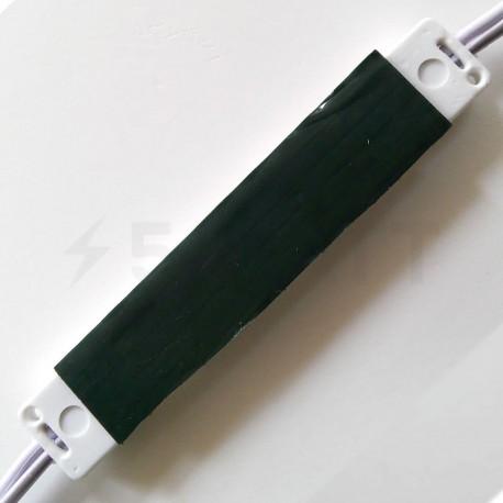Светодиодный модуль BRT M2 5630-3 led W 1,5W 6500K, 12В, IP65 белый закрытый с линзой - в Украине