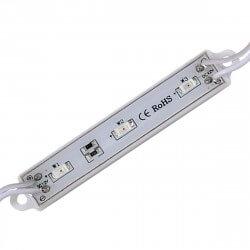 Светодиодный модуль Biom SMD5730-3*0.5W, red, 12В, IP65