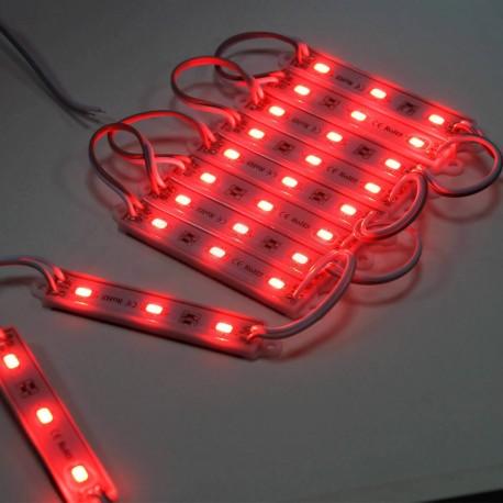 Світлодіодний модуль Biom SMD5730-3*0.5W, red, 12В, IP65 - в Україні