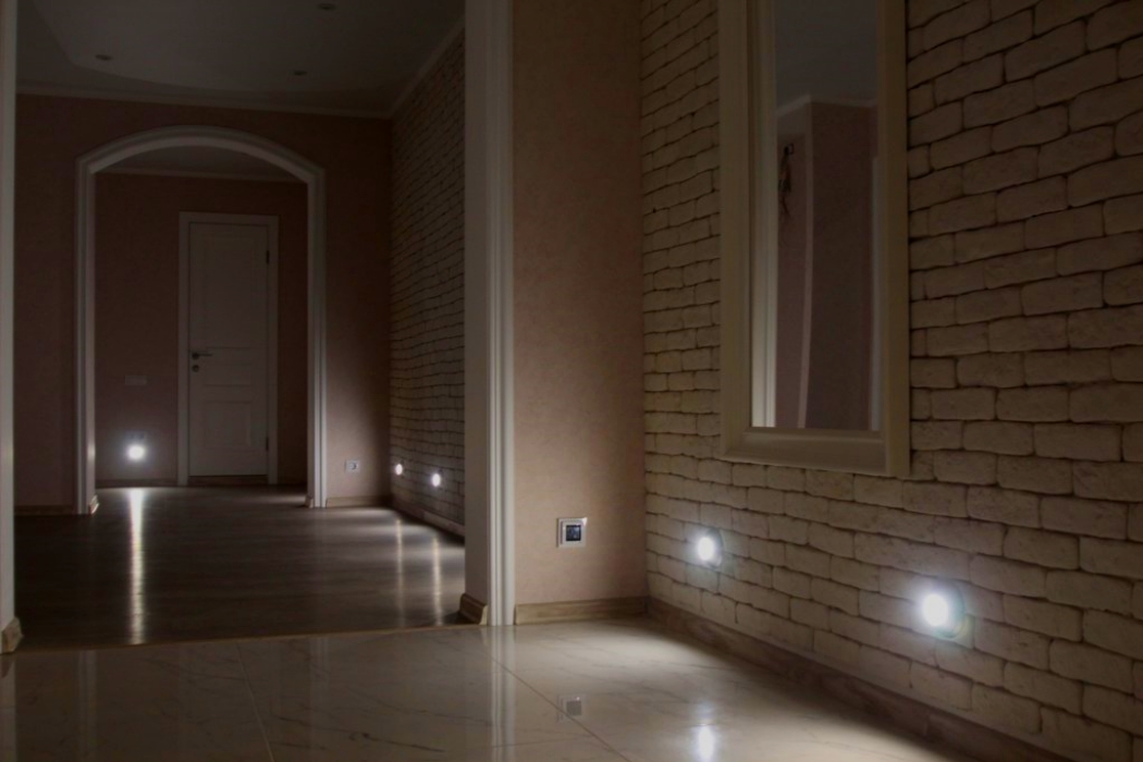 Ночное дежурное освещение